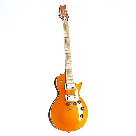 Epiphone ka + 22ctch1 Asalto 220 + guitarra – Candy naranja, Candy ...