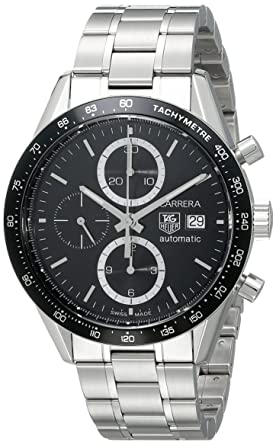 tag heuer men s cv2010 ba0786 carrera automatic chronograph watch tag heuer men s cv2010 ba0786 carrera automatic chronograph watch