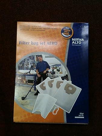 Amazon.com: Auténtica Nilfisk Alto para aspiradora y filtro ...