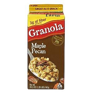 Sweet Home Granola Maple Pecan, 20.5 oz