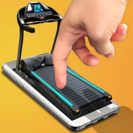 Treadmill Finger Sport Simulator