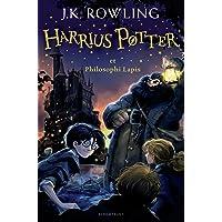 Harry Potter and the Philosopher's Stone Latin: Harrius Potter et Philosophi Lapis (Latin)