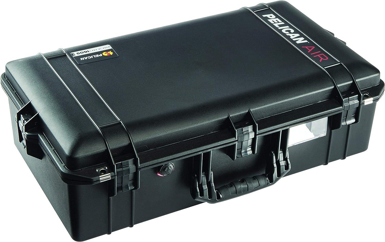 Pelican Air 1605 Case With Foam Black Renewed