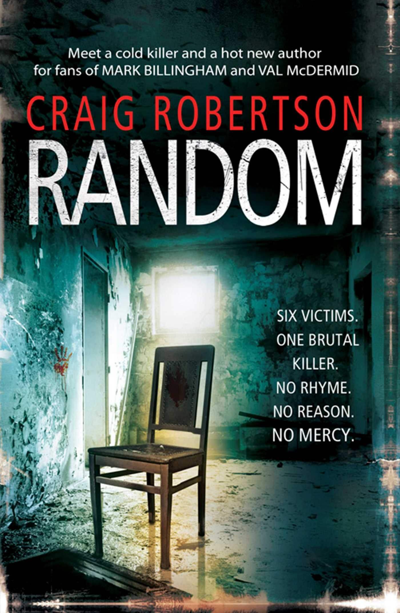 Download Random: A terrifying and highly inventive debut thriller pdf