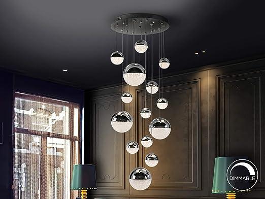 Schuller - Colgantes Modernos - Lampara Sphere 14L Dimable ...