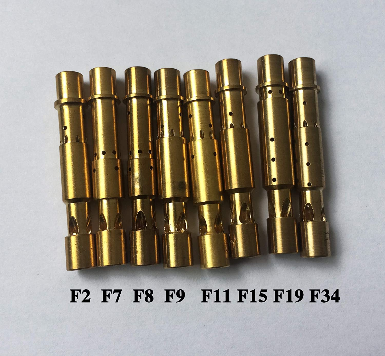 Emulsions Tube F2 ftis Weber DCOE IDF IDA EMPI Carburetor 2 pcs