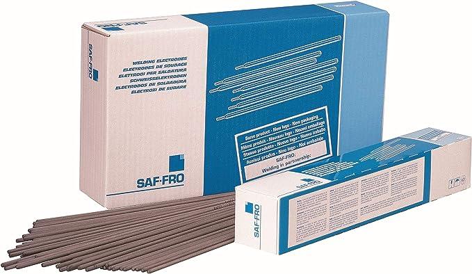 Electrodos de SAFER G48N – 2,5 x 350 – Caja de 260 unidades: Amazon.es: Bricolaje y herramientas