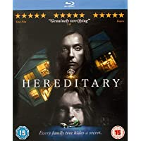 Hereditary [Blu-ray] (2018) | Imported from UK | 127 min | Region B Locked | Entertainment in Video | Drama Horror Mystery | Director: Ari Aster | Stars: Toni Collette, Milly Shapiro, Gabriel Byrne