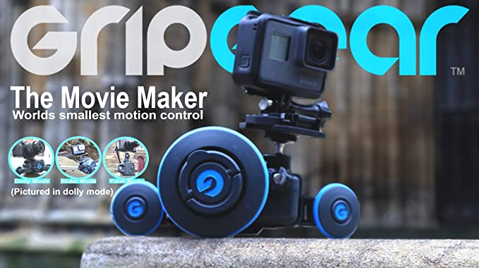 The Micro Dolly for the Movie Maker (movie maker sold separately ...
