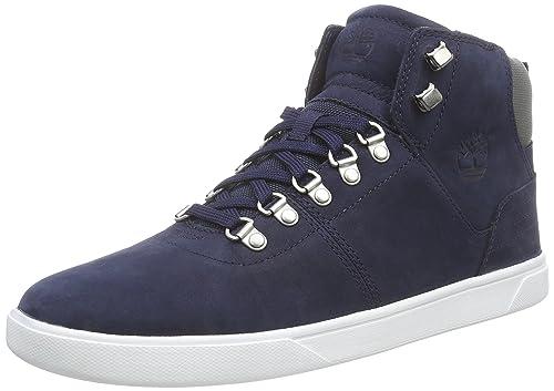 Timberland FTB_Groveton Hiker, Zapatillas Altas para Hombre: Amazon.es: Zapatos y complementos