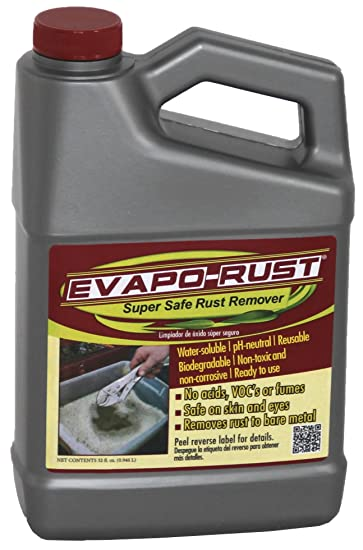 Evapo-rust Cooling System Cleaner Concentrate 32 Oz Модель - фото 3