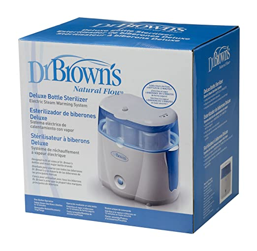 Amazon Dr Browns Electric Steam Sterilizer Baby Bottle