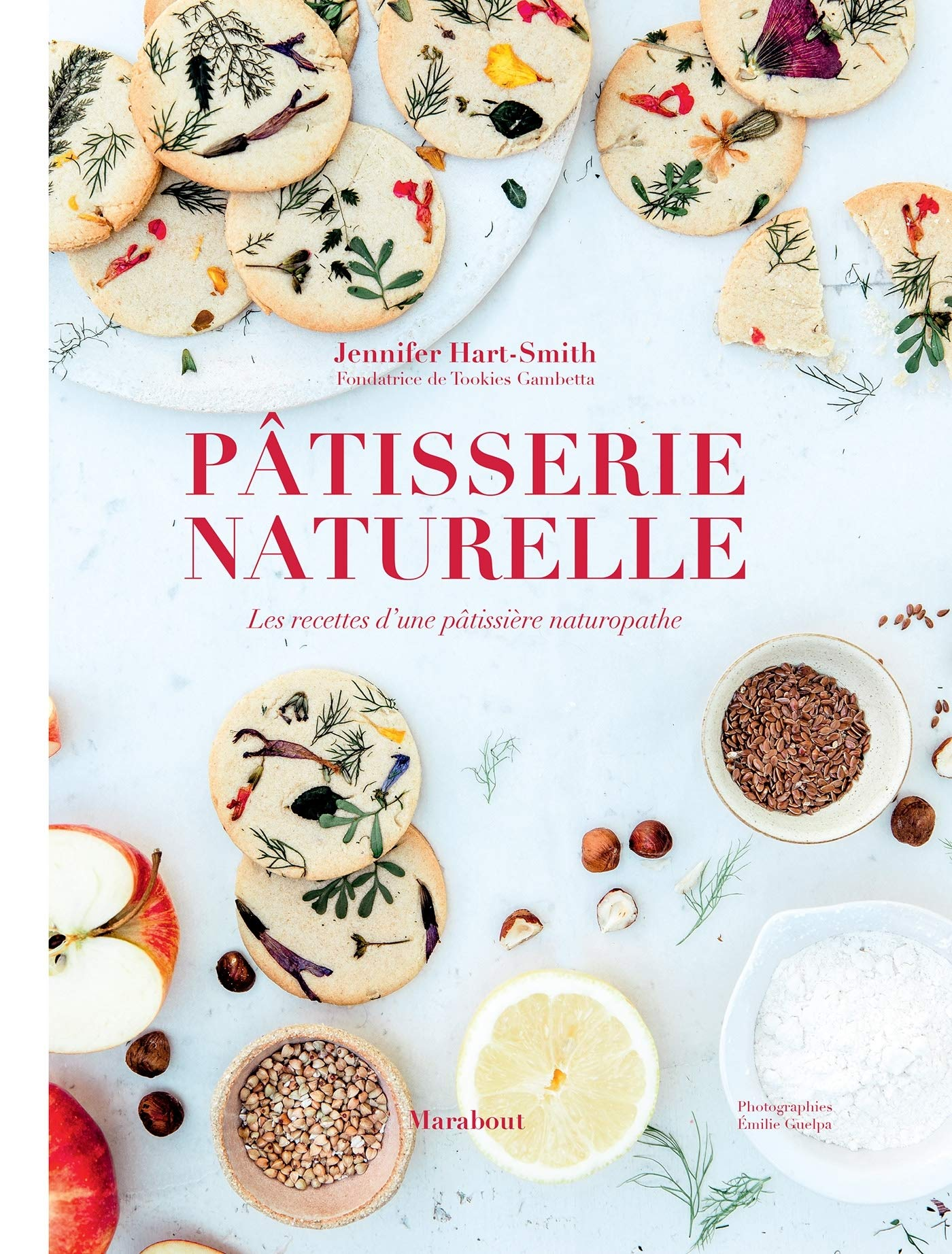 Amazon.fr , Pâtisserie naturelle , Jennifer Hart,Smith , Livres
