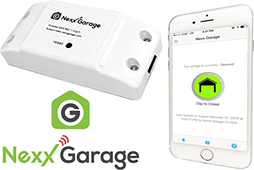 NEXX Garage NXG-100 Door Opener