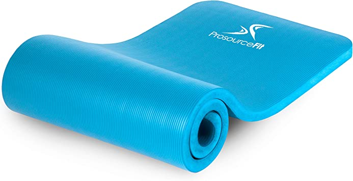 Amazon.com: ProsourceFit - Esterilla extra gruesa para yoga ...