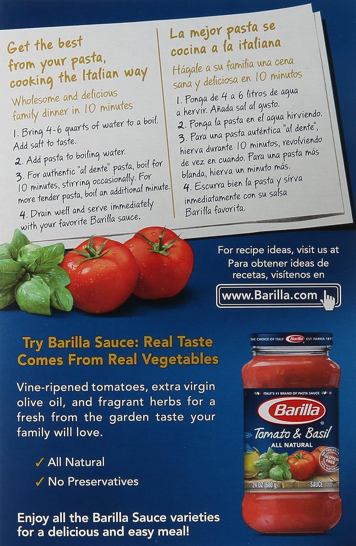 com barilla pasta ziti ounce prime pantry