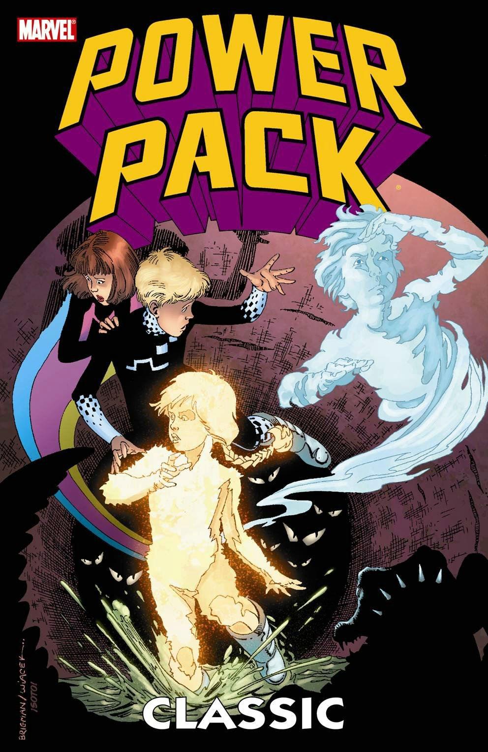 Power Pack Classic Volume 2 TPB: Amazon.es: Simonson, Louise ...