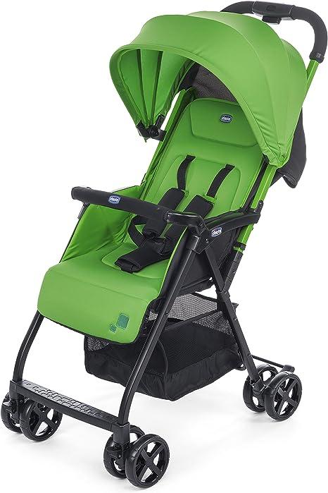 Opinión sobre Chicco Ohlala - Silla de paseo, ultraligera y compacta, 3.8 kg, colección 2017, color verde