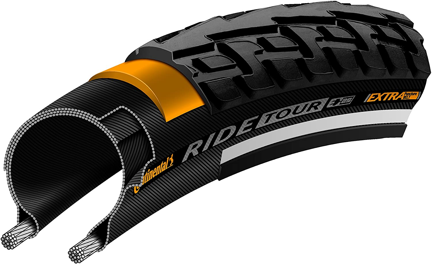 Continental Ride Tour Replacement Bike Tire
