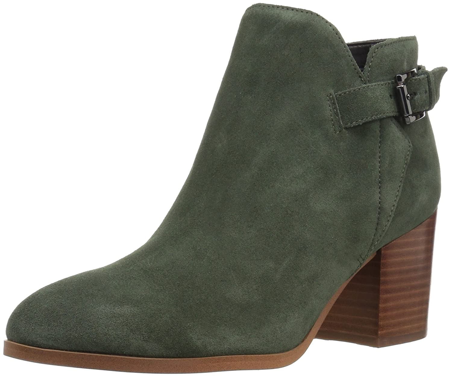 Marc Fisher Women's Vandy Ankle Boot B071S68P3S 9.5 B(M) US|Military