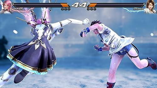 鉄拳7 プレイアブルキャラクター『エリザ』ダウンロードコード付&【初回封入特典】アーケード『鉄拳7FR』用アイテム