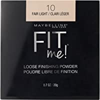 Maybelline New York Fit Me Loose Finishing Powder, Fair Light, 0.7 Oz