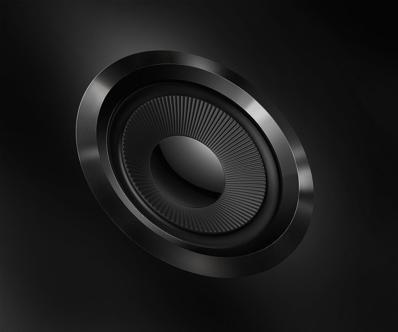 de 2 v/ías bandeja negro 150 W Microcadena para uso dom/éstico 1 discos Philips BTM3360//12