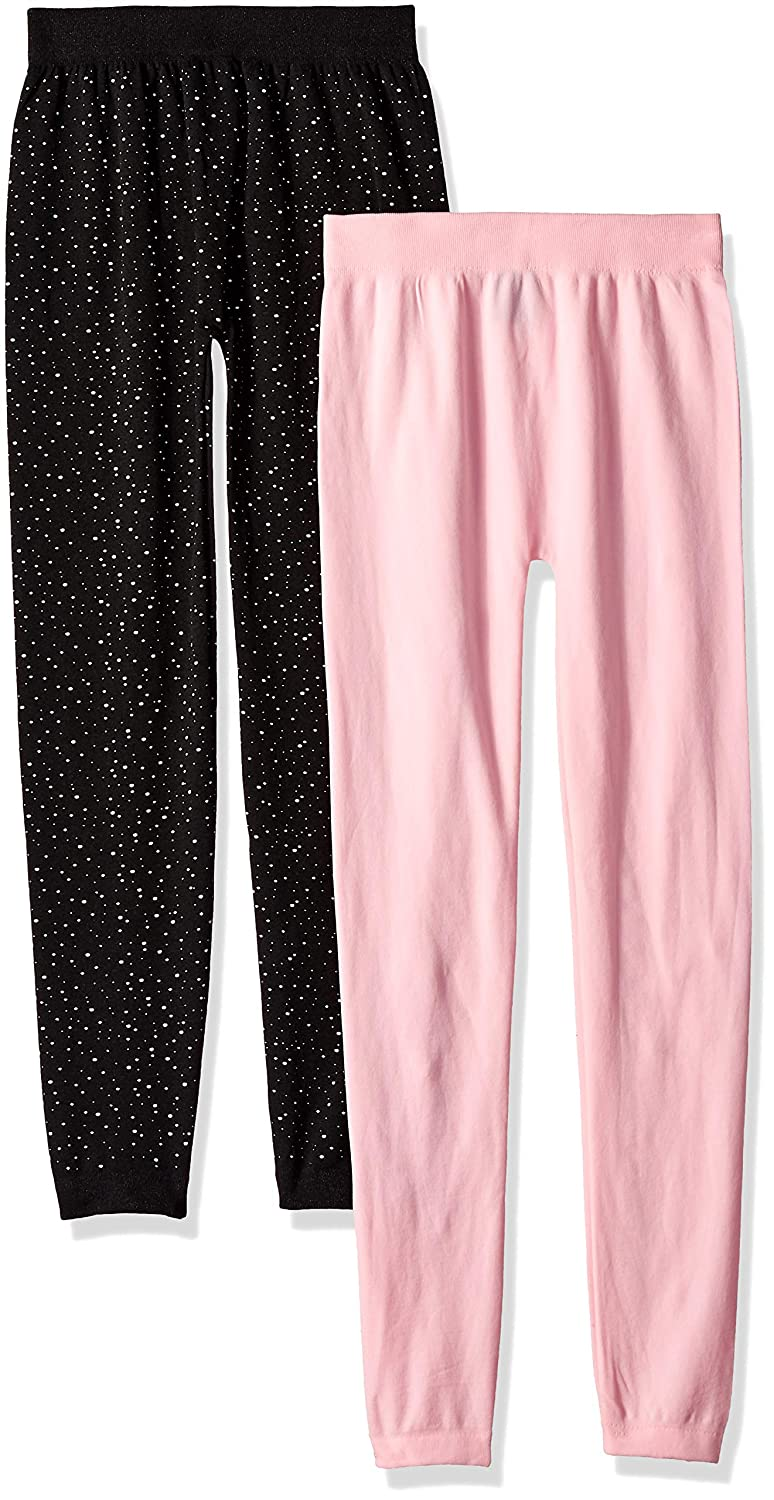 Limited Too Girls 2 Piece Fleece Lined Leggings Set