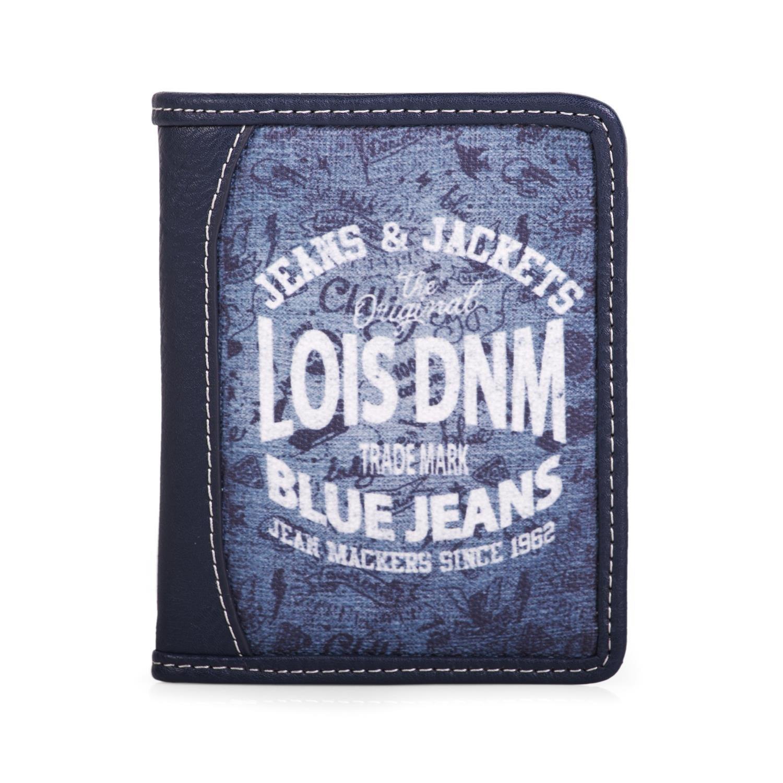 LOIS - 10420 BILLETERO ESTAMPADO BLUE JEANS, Color Azul: Amazon.es: Equipaje