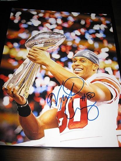 Sports Mem, Cards & Fan Shop New York Giants Victor Cruz Autographed 11x14 Photograph Photo Jsa Auth