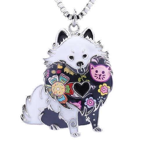 Amazon Com Luckeyui Pomeranian Gifts For Dog Lovers Cute Pets Women