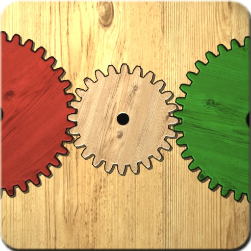 Gears logical puzzles