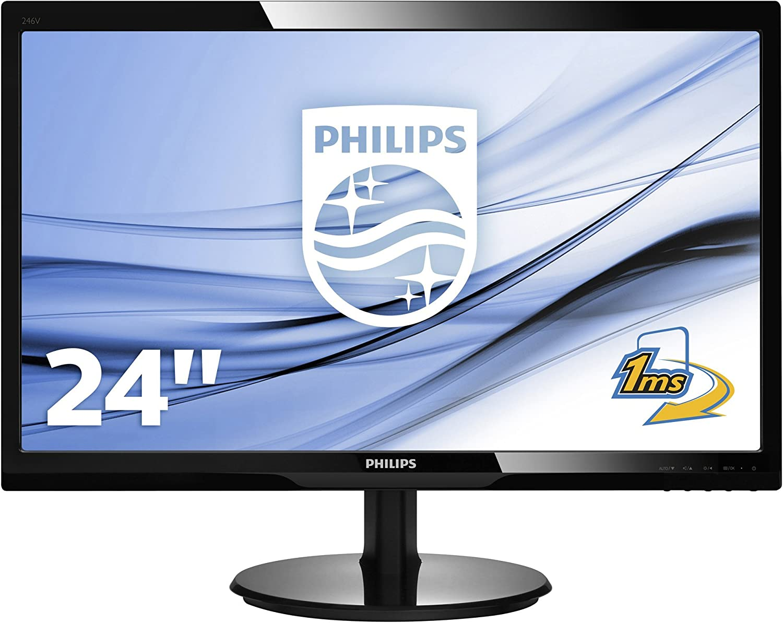 Philips Monitores 246V5LHAB/00 - Monitor de 24