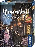 Hanamikoji - Erringe die Gunst der Geishas: Spiel für 2 Spieler