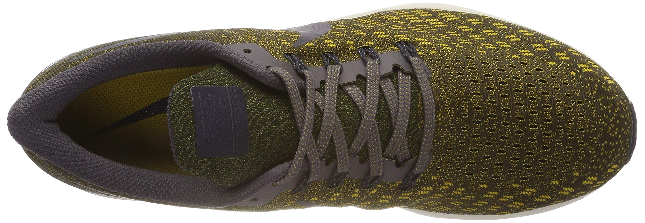 NIKE Men's Air Zoom Pegasus 35 Running Shoes (6, Olive) by Nike (Image #7)