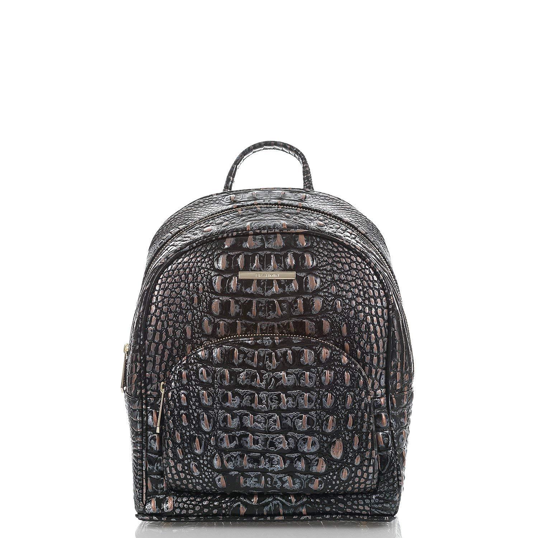 (ブラーミン) Brahmin MINI DARTMOUTH MELBOURNEレディース バッグ バックパックリュック(並行輸入品) One Size DUSK B07NS64V33