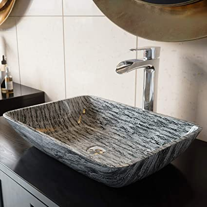 Top 10 Best Bathroom Vessel Sinks in 2019 Reviews