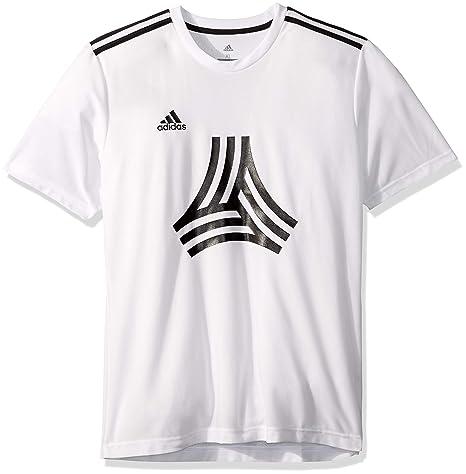 c50264e6fac7f6 Amazon.com : adidas Men's Soccer Tango Logo Tee : Clothing