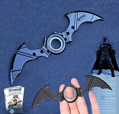 Batman Fidget Spinner Review