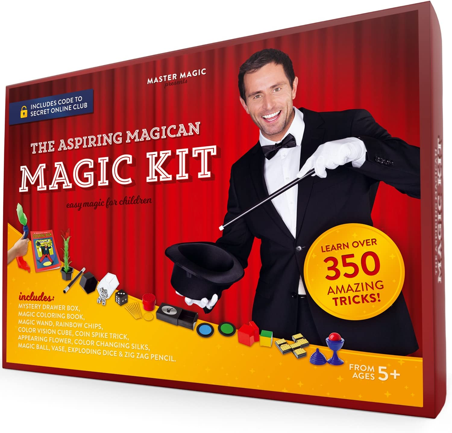 Top 10 Best Magic Kit for Kids (2020 Reviews & Buying Guide) 8