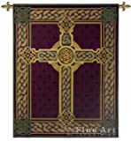 """Fine Art Tapestries """"Celtic"""" Wall Tapestry"""