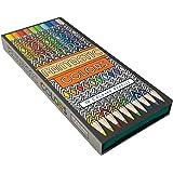 Fantastic Colors: 10 Colored Pencils