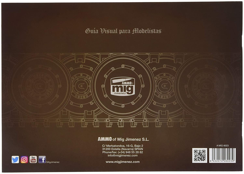 Amazon.com: AMMO MIG-6023 King Tiger - Guia Visual para ...