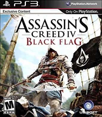 Amazon assassins creed iv black flag for playstation3 assassins creed iv black flag for playstation3 voltagebd Image collections