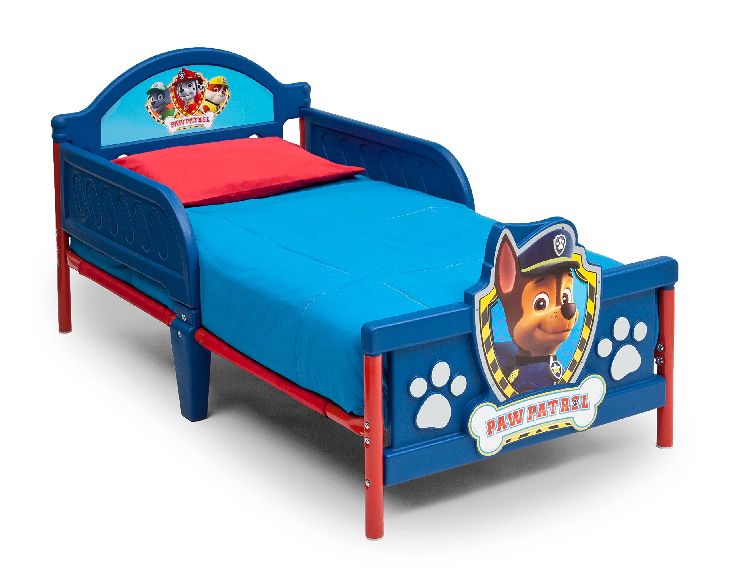 Delta Children Paw Patrol 3D Toddler Bed