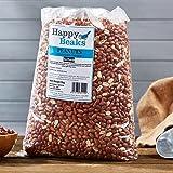 Happy Beaks Peanuts Wild Bird Food Aflatoxin Tested Feed (5kg) Premium Grade Seed