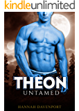 Theon Untamed: First Contact (Untamed World Book 1)
