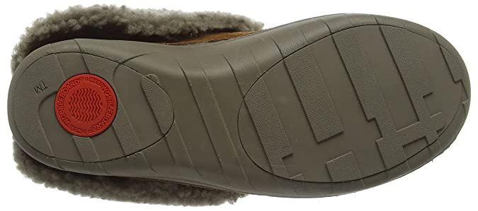 16512847142 Fitflop Women s Loaff Snug Open Back Slippers  Amazon.co.uk  Shoes   Bags