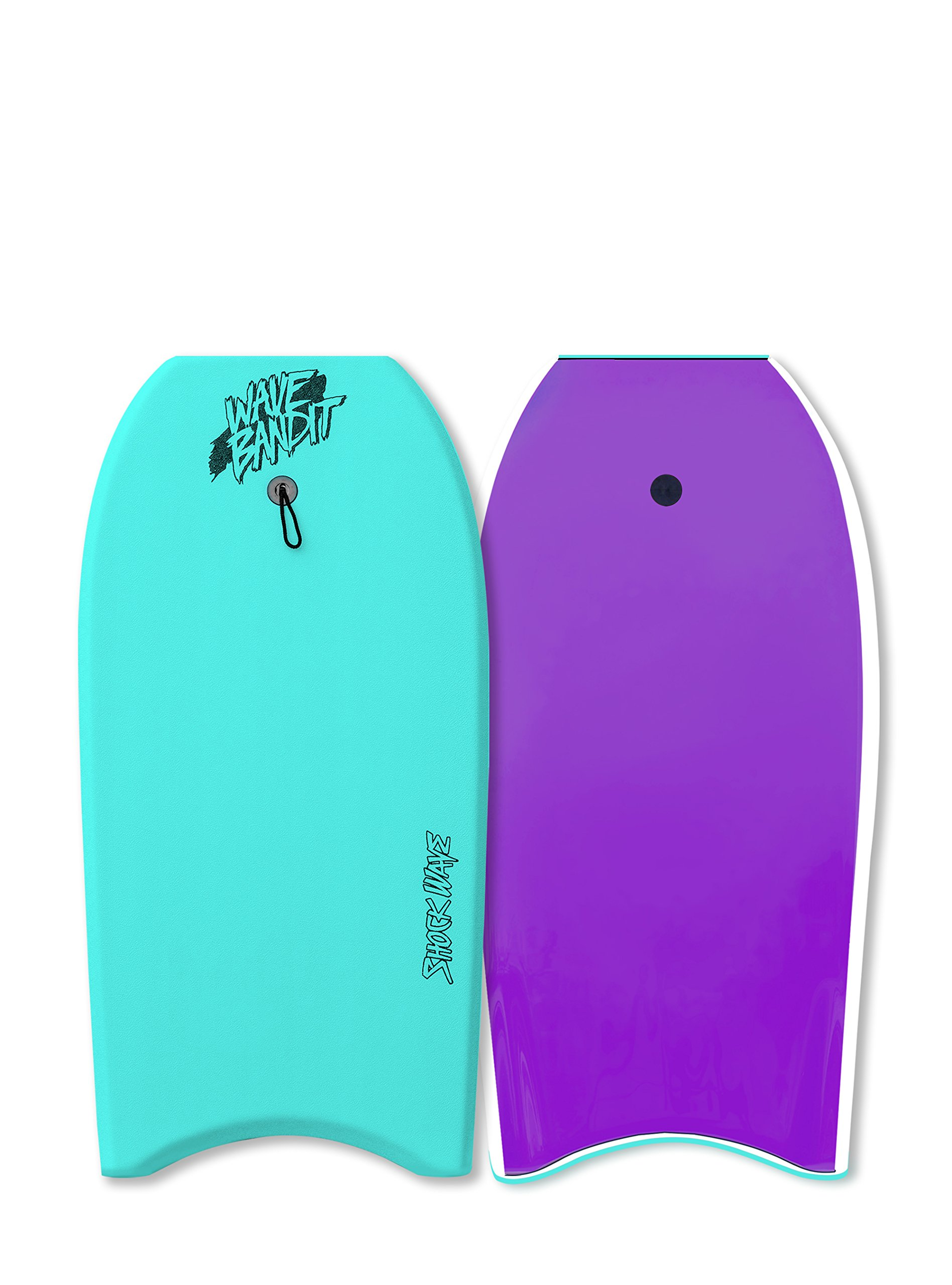 Wave Bandit Shockwave Turquoise, 45'' by Wave Bandit