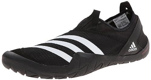 check out 59941 44f77 ... Plata Metallic Núcleo Negro Climacool detailing e40a7 138fb  Adidas  Climacool al aire libre Jawpaw Resbalón-en el zapato de agua, Negro top ...